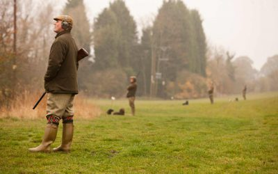 Traditional 200 bird shoot at North Crawley