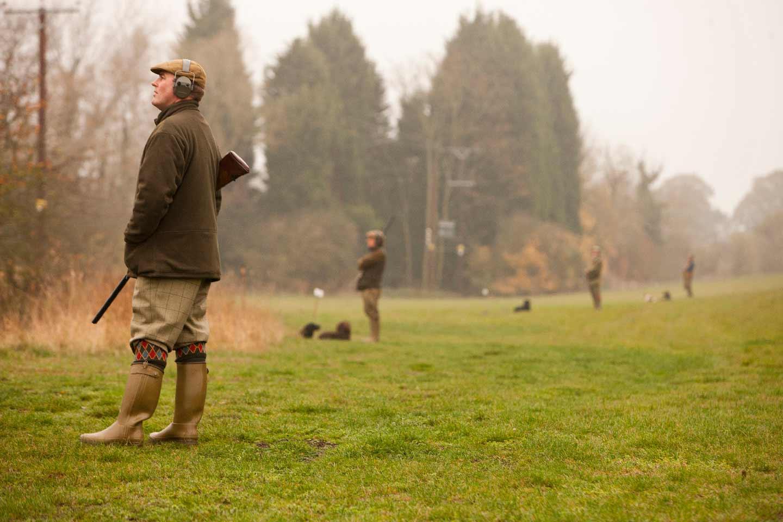 Mark Adams Sporting Addersey Lodge Shoot