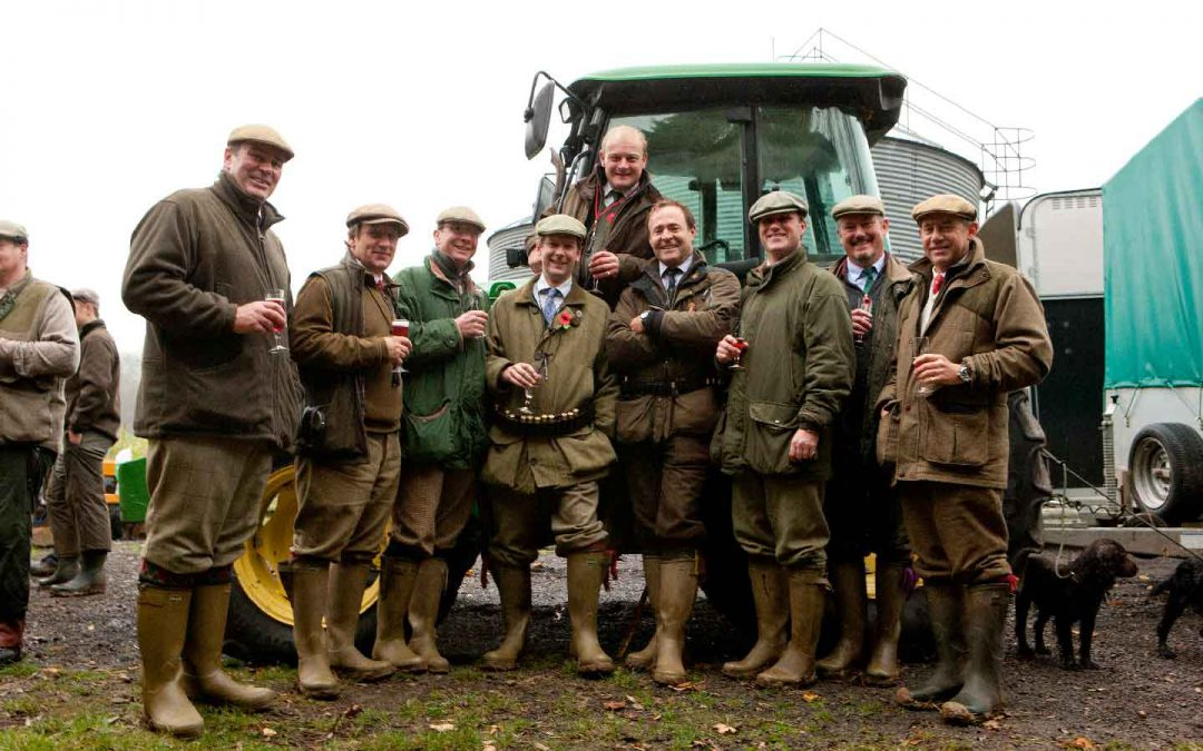 High quality Partridge shooting in Cornwall